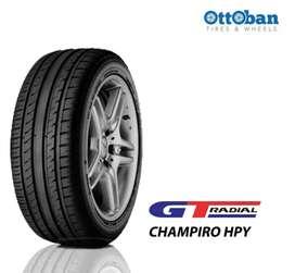 Ban mobil bisa untuk Pajero Navara Ukuran 275/55R20 GT Champiro hpy
