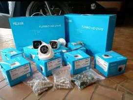 2MP HILOOK CCTV FREE INSTALASI))KAMERA LENGKAP PKET MURAH