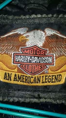 Jaket Kulit Harley Davidson