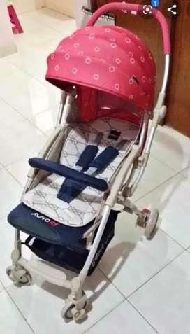Stroller babyelle avio rs
