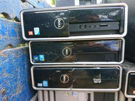 Dell, Lenovo & Etc Branded Core I.5 Desktop With 19 Inch LCD Full Set