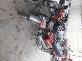 new bike ha 3000 chali hoai ha