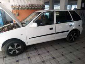 Suzuki cultus 2013 model mint condition