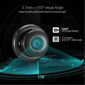 Kamera CCTV V380 Kamera Pintar Kamera Wifi Auto Pelacakan Gerak 720P/1