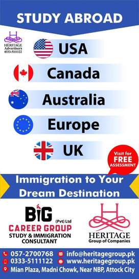 Education & Immigration Consultants