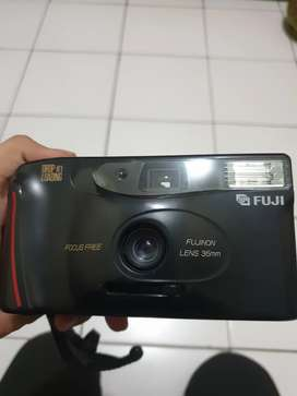 Kamera Analog Classic Fuji DL 25 free focus