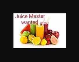 Wanted Juice Master in Kumananchavadi