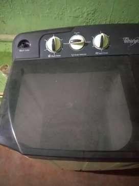 Whirlpool Washing Machine 6.5 kg
