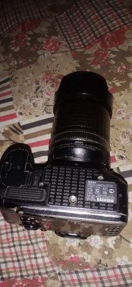 Nikon 7100 with 18/140 lens
