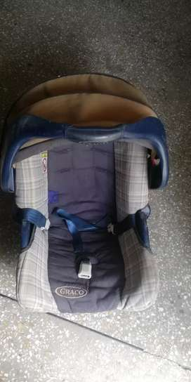 Baby carry cot and swing for sale