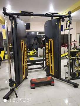 Commercial Gym Setup Manufacturer