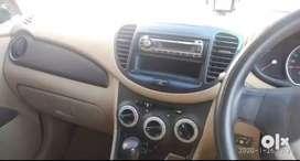 Hyundai I10 with CNG