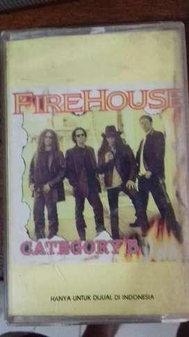 Kaset pita fire house category 5