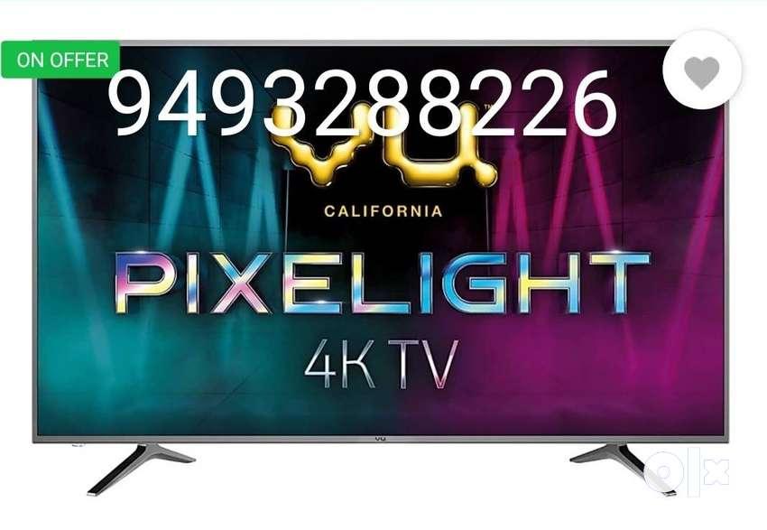 43 inch vu smart tv  BRAND NEW 0