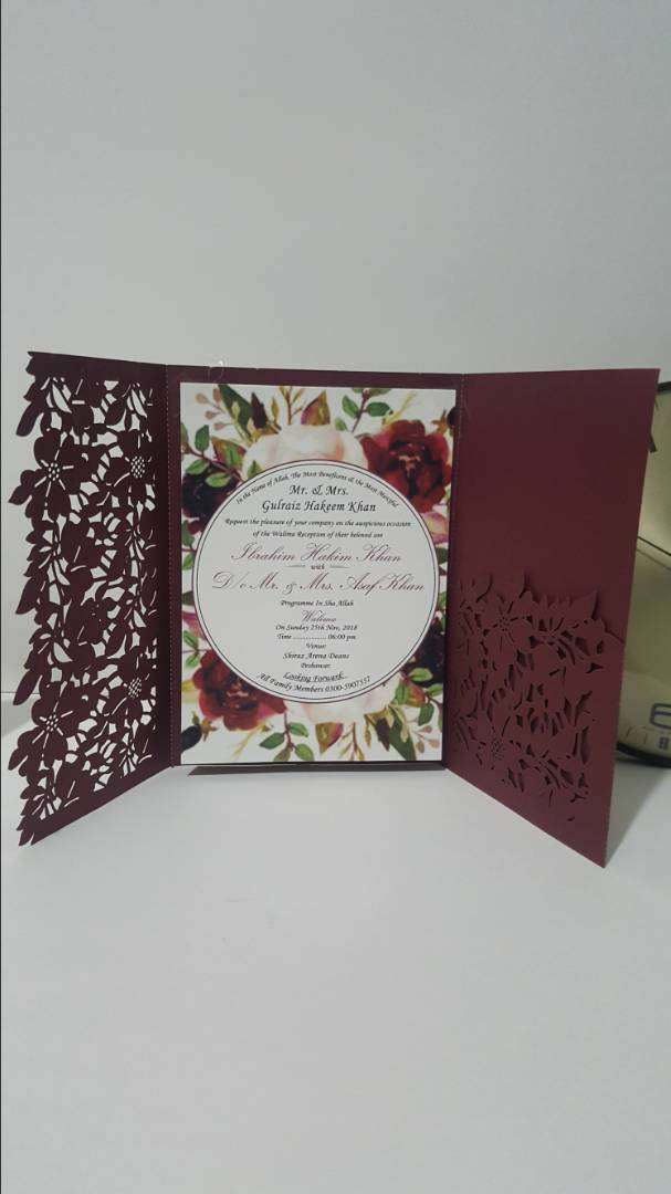 Wedding  Cards and Printing Solution 0