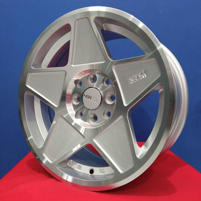 velg mobil agya hsr magical ring 15 inch / wheelskingdom