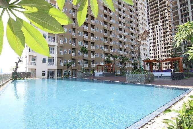 jual cepat dengan perabotan apartemen vida view makassar