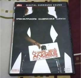 Kaset Film DVD Charlie Angels