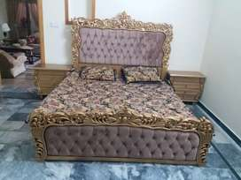 Bedroom Furniture Chinoti in Deco Polish