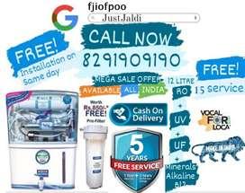 fjiofpoo RO Water Filter Water Tank Water Purifier DTH TV.   αqυα ɢrαɴ