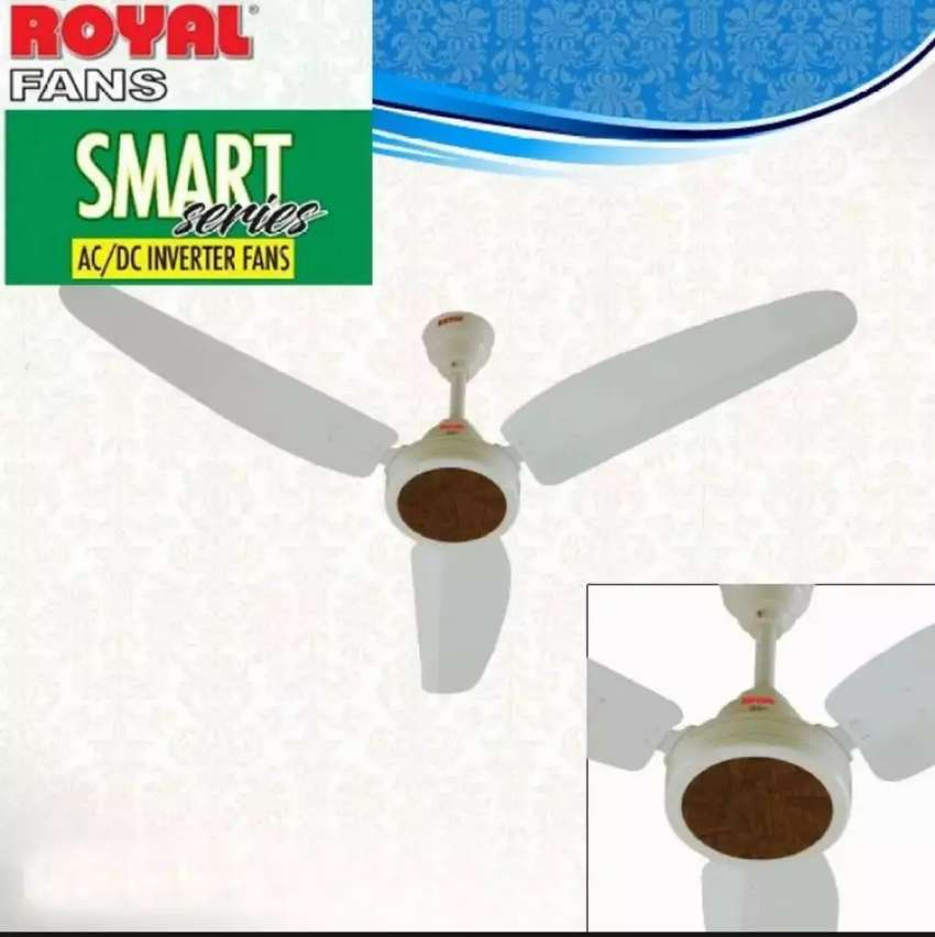 Royal Fan Passion Model AC/DC 0