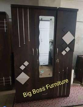 Mirror wardrobe available
