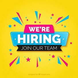 We are hiring people for checking and packaging in textile industry