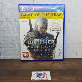 Ps4 The witcher 3 wild Hunt GOTY edition