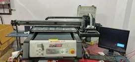 Uv flatbed 15*23 printer mobile cover printing Machine