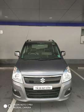 Maruti Suzuki Wagon R VXi Minor, 2015, LPG
