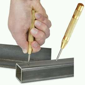 Automatic Spring Center Punch