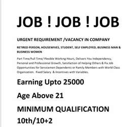 We are hiring both experienced and fresher.
