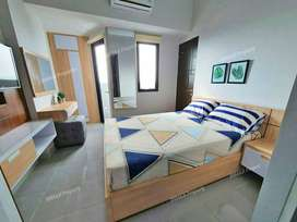 Apartemen Begawan Lantai 20 Full Furnished View Pegunungan