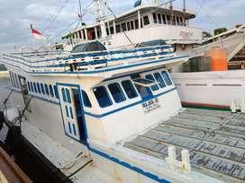 Kapal penampung balikpapan
