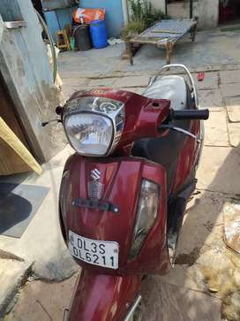 I want to sell my suzuki access 125 in good condition.Want to buy bike