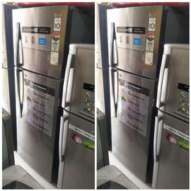 320 ltr lg fridge :- free delivery and 5 yrs warranty