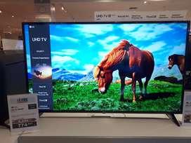 TV LG 60UN7100PTA uhd 4k ai tv 60inch