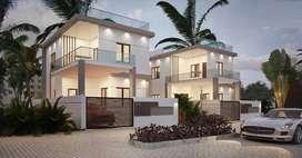 3 BHK Villa in Coimbatore, Othakalmandapam