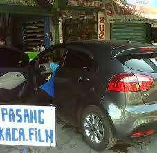 kaca film mobil fortuner pajero 0