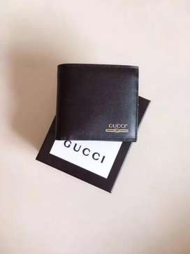 DOMPET GUCCI SHORT WALLET SUP3R MIRR0R QUALITY