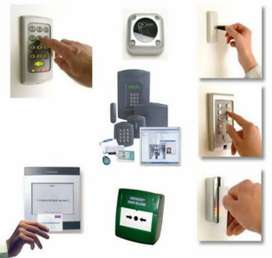 Mobile Operating Electric door Locks Available Access control