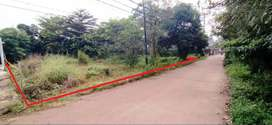 Disewakan TANAH 500 m2 di Darussaadah Cinangka Sawangan Depok