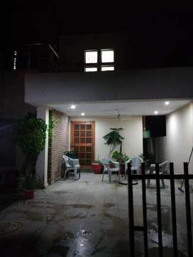 Renovated and ready for rent 8 Marla house in Safari villas