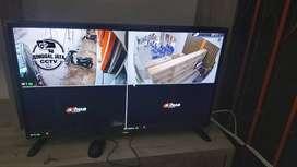PAKET Termurah CCTV Dahua 4 Channel 2mp