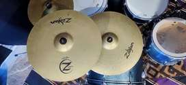 Zildijian drumset cymbal 18inch and 20inch