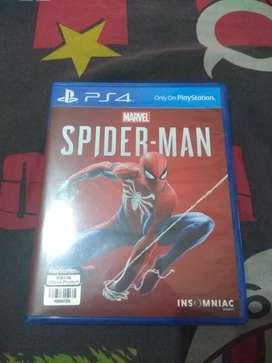 BD Ps4 Spiderman