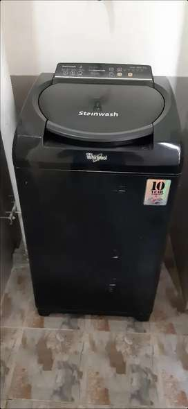 Whirlpool Stainwash 7.2 kg top load fully automatic washing machine
