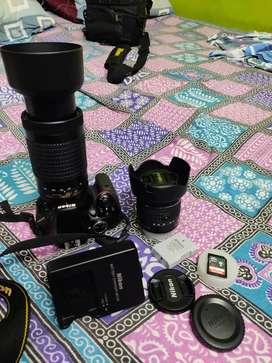 Nikon d3400 for rent