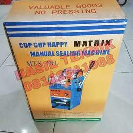 CUP SEALER TERMURAH MATRIX MTX D8