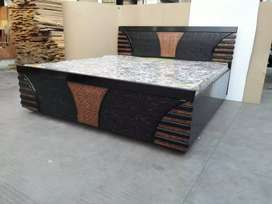 New design wooden bed factory outlet
